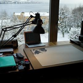 Studio Playlist 2011 #23 : Marcel van Eeden