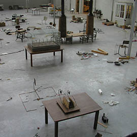 Studio Playlists 2006: #33: Mark Manders