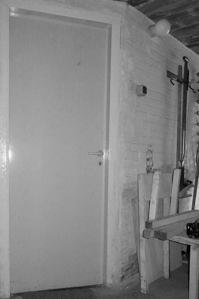 Atelierdeur binnen 650