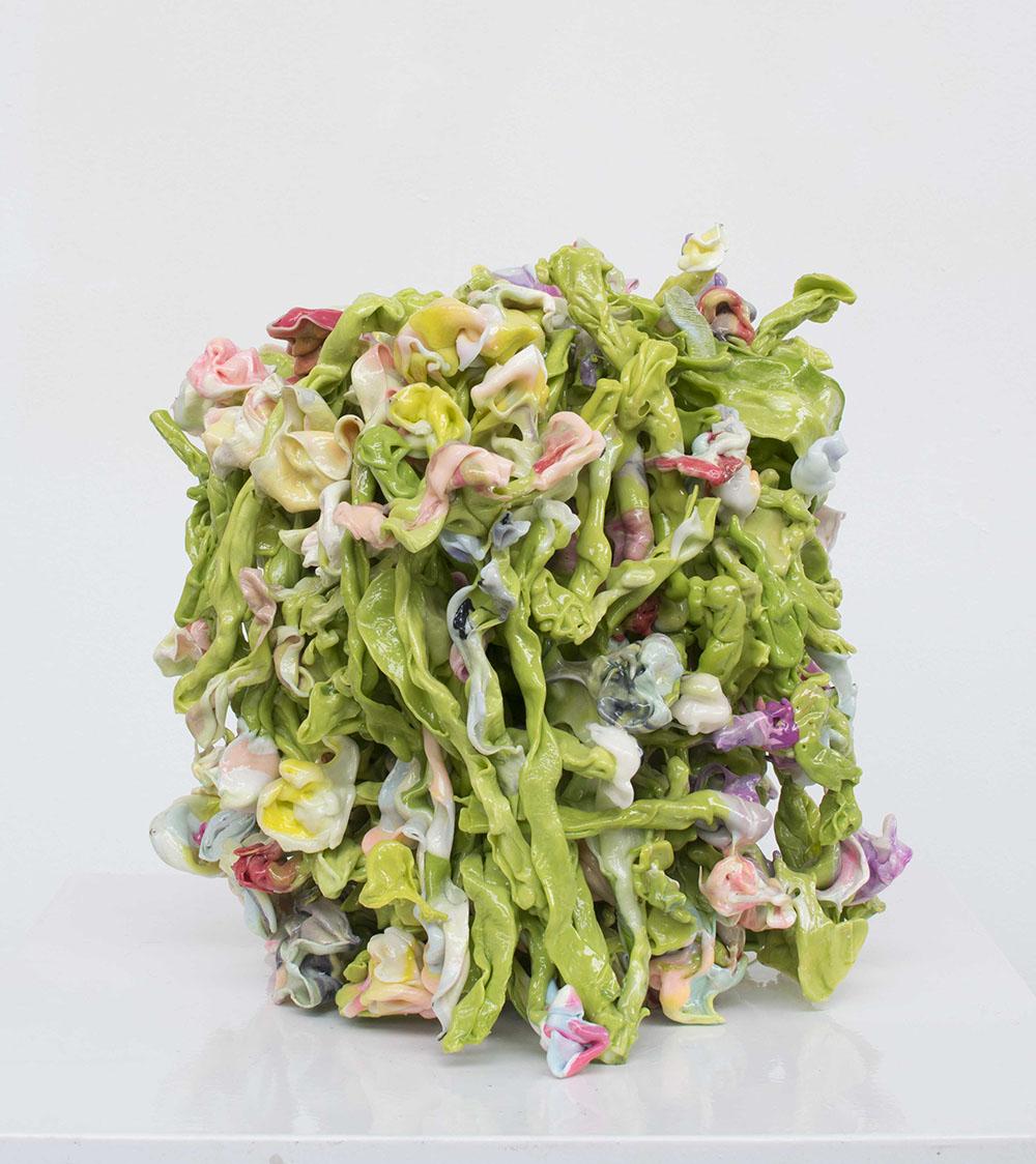 'Crushed Nature' 30x30x40cm