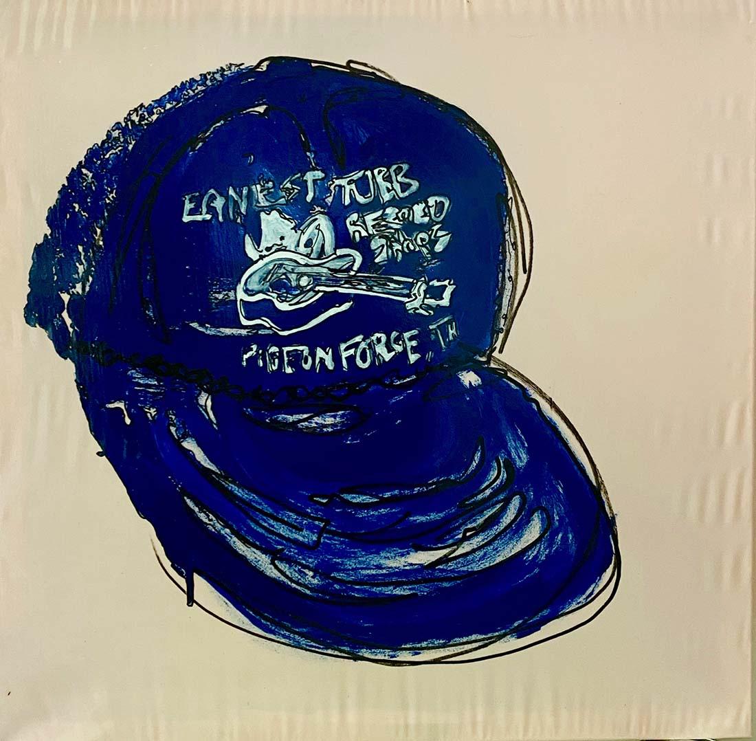 02 Untitled (Souvenir Hat) s