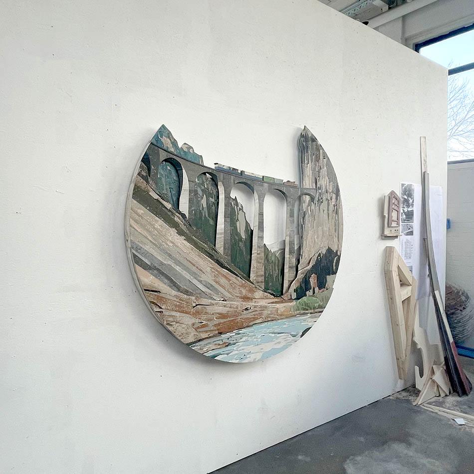 Ron van der Ende 2020 Landwasser studio 950